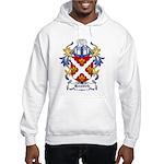 Hopkirk Coat of Arms Hooded Sweatshirt