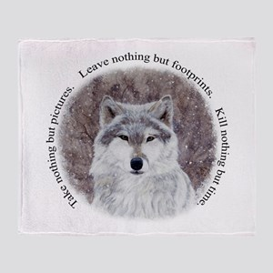 Timeless Wisdom: Throw Blanket