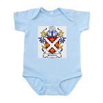 Hopkirk Coat of Arms Infant Creeper