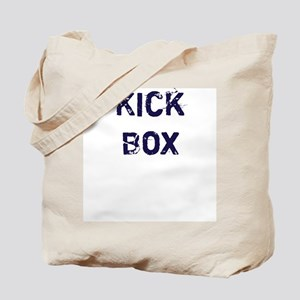 Kick Box Tote Bag