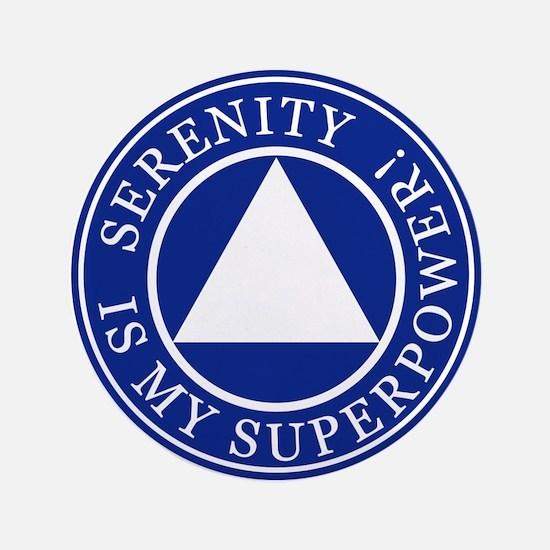 """Serenity Superpower 3.5"""" Button"""