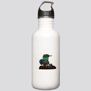 Chibi Ork Pot Head Stainless Water Bottle 1.0L