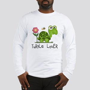 Turtle Lover Long Sleeve T-Shirt