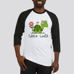 Turtle Lover Baseball Jersey
