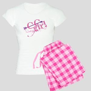 Cross Country Girl Women's Light Pajamas