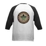 Army Hero For Life Kids Baseball Jersey