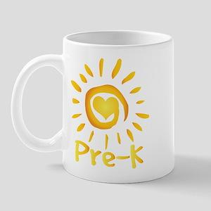 Pre-K Preschool Mug