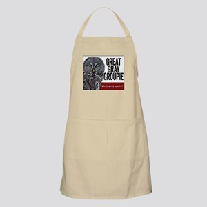 Great Gray Groupie Apron