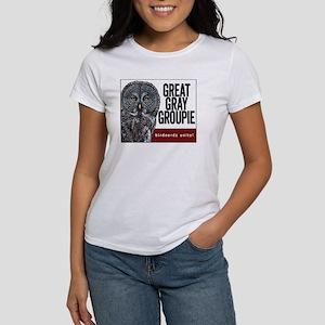 Great Gray Groupie Women's T-Shirt