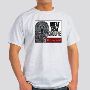 Great Gray Groupie Light T-Shirt
