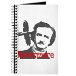Poe The Raven Nevermore Journal