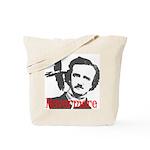 Poe The Raven Nevermore Tote Bag