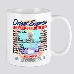 Forward Deployed Tour Mug