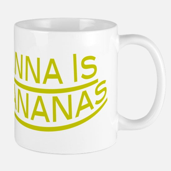 Anna Is Bananas Mug