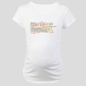 Ecology Maternity T-Shirt