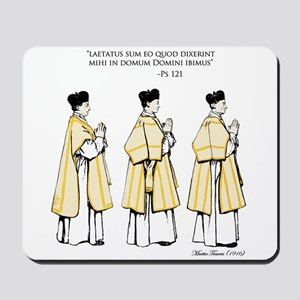 Psalm 121 Mousepad