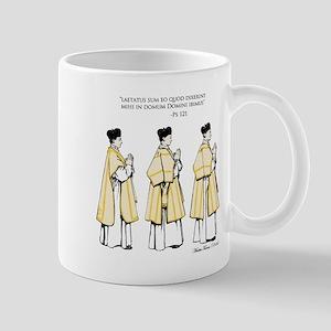 Psalm 121 Mug