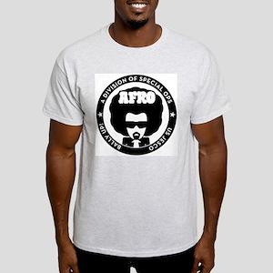 Main Afro's Logo Light T-Shirt