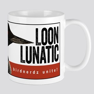 Loon Lunatic Mug
