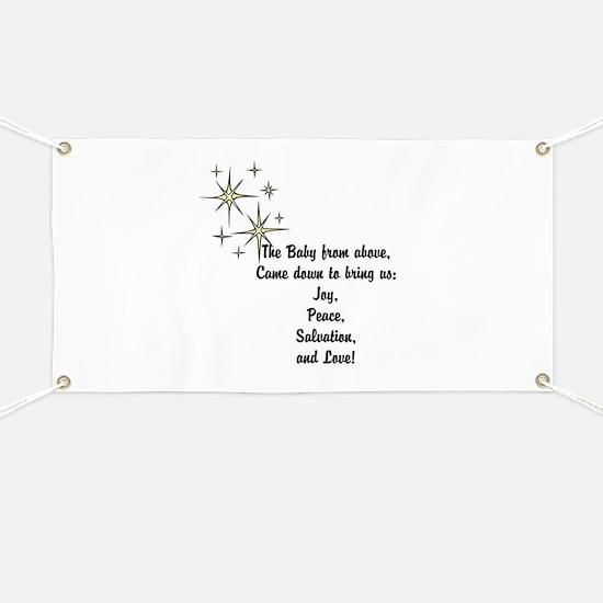 Christmas hope Banner