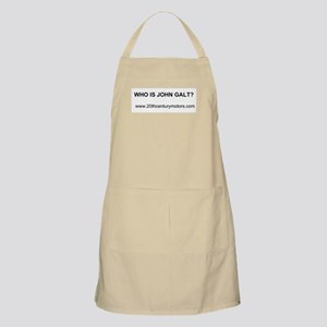 Who Is John Galt with link Apron