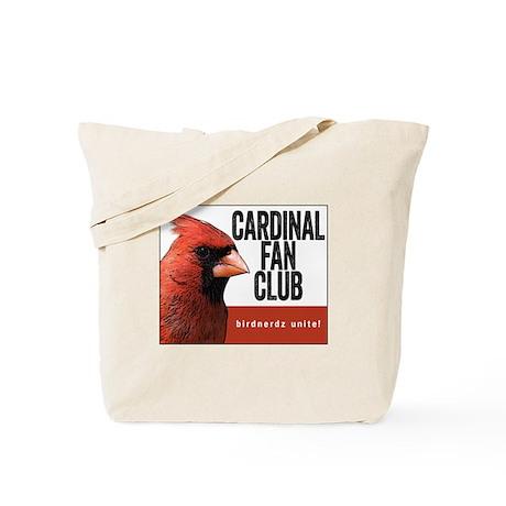 Cardinal Fan Club Tote Bag