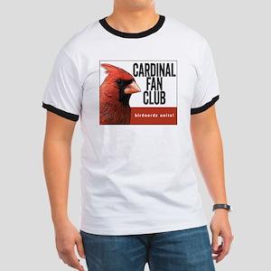 Cardinal Fan Club Ringer T