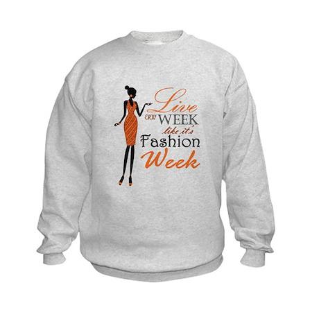 dv_designs Kids Sweatshirt