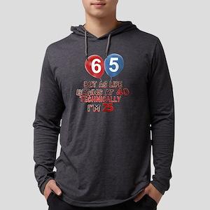 65 Mens Hooded Shirt