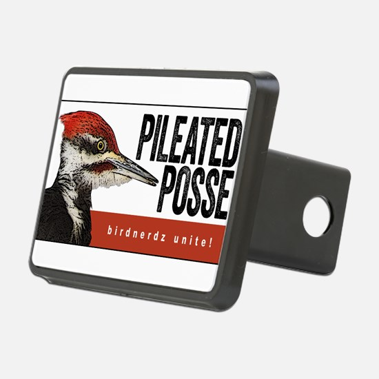Pileated Posse Hitch Cover