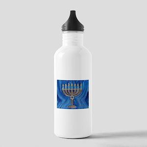HANUKKAH MENORAH Stainless Water Bottle 1.0L