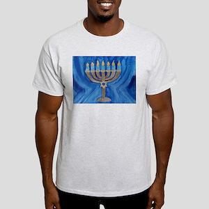 HANUKKAH MENORAH Light T-Shirt