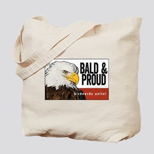 Bald & Proud Eagle Tote Bag