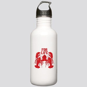 Lobsters Mate For Life Stainless Water Bottle 1.0L