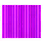 Purple and Pink Stripes Pattern King Duvet