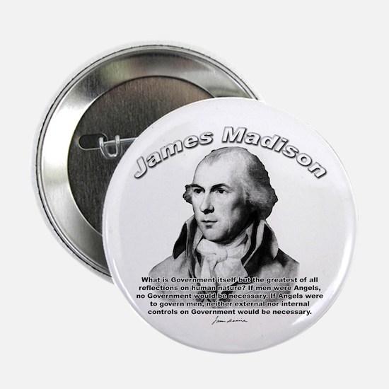James Madison 10 Button