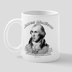James Madison 10 Mug