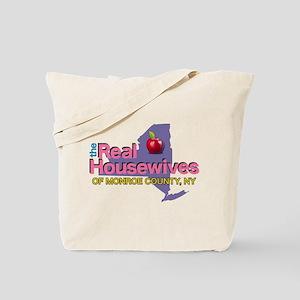 Real Housewives of Monroe Ct. NY Tote Bag
