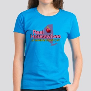 Real Housewives of Monroe Ct. NY Women's Dark T-Sh