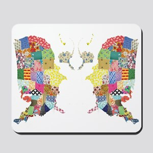 What do you see? Everything is Everything Mousepad