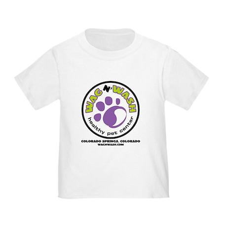 Wag n Wash Toddler T-Shirt