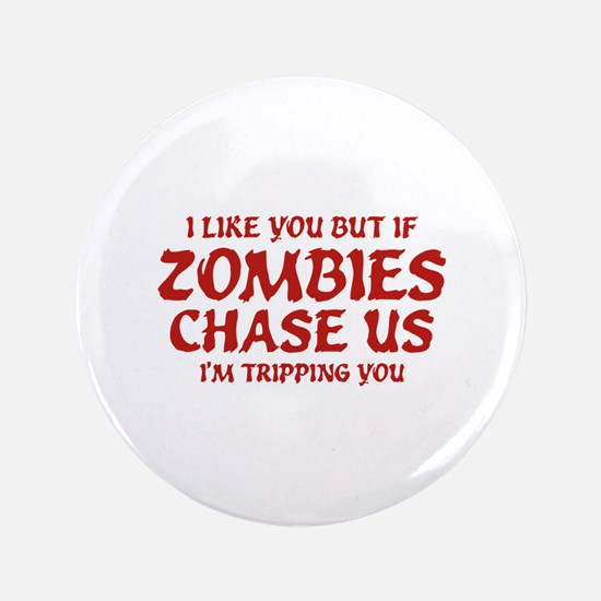 """I'm Tripping You 3.5"""" Button (100 pack)"""