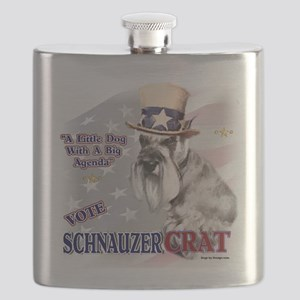 SCHNAUZERcrat Flask