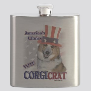 CORGIcrat Flask