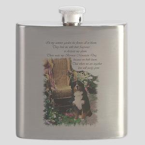 Bernese Garden 2 Flask
