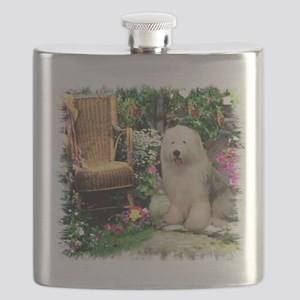 garden gate olde english 3 Flask