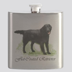 pd flatcoat square 2 Flask