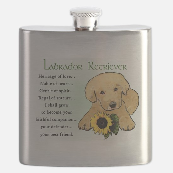 yellow lab pup heritage redo 3.png Flask
