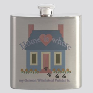 german wirehair home is Flask