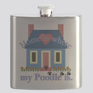 poodle home is Flask
